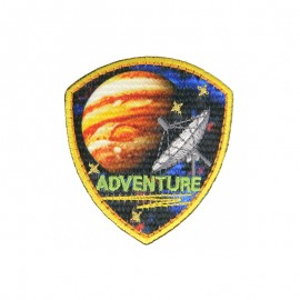 ExSpace Iron-On Patch - Adventure