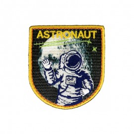 ExSpace Iron-On Patch - Astronaut