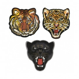 Incredibly Feline Collection Iron-On Patch (3 Pack)