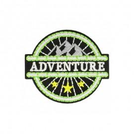 Adventure Iron-On Patch - Adventure