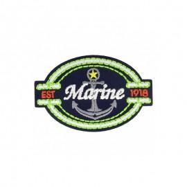 Thermocollant Aventure - Marine 1918