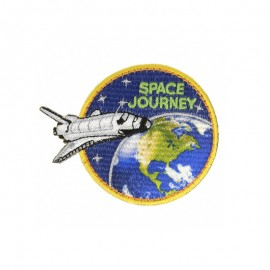 ExSpace Iron-On Patch - Journey