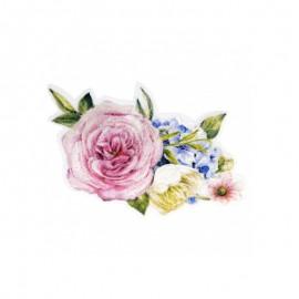 Thermocollant Le Jardin de Violette