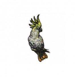 Animagic Iron-On Patch - Cockatoo