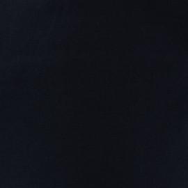 Tissu Coton uni - marine x 10cm