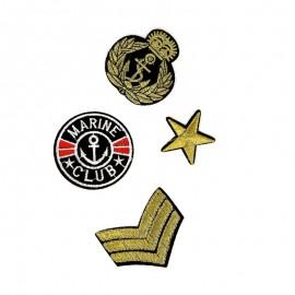 Thermocollant Armée Navale (Pack de 4)