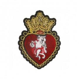 Thermocollant Chérubin Royal - Rouge