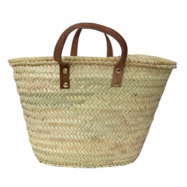 French shopping bag - Oval shape