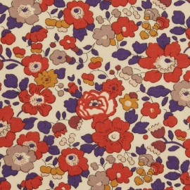 Liberty fabric - Betsy C - 40th Anniversary x 10cm