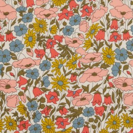 Tissu Liberty Edition 40 ans - Poppy and Daisy A x 10cm
