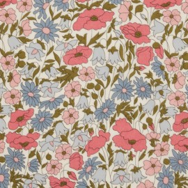Liberty fabric - Poppy and Daisy C - 40th Anniversary x 10cm