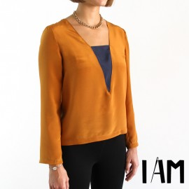 Blouse Sewing Pattern - I am Patterns I am Flora