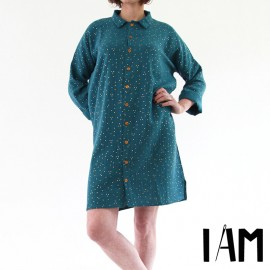 Shirt Sewing Pattern - I am Patterns I am Lucienne