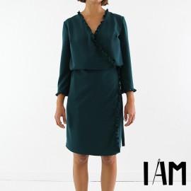 Dress sewing pattern - I am Patterns I am Perle