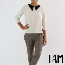 Patron Femme I AM Top  - I am Luna