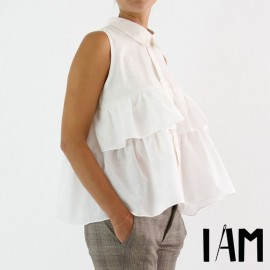 Dress / Top sewing pattern - I am Patterns I am Magdala