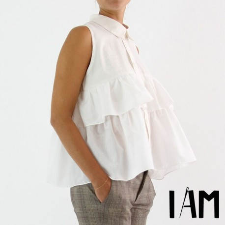 Dress / Top sewing pattern - I am Patterns I am Magdala
