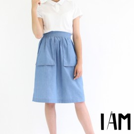 Patron Femme I AM Jupe - I am Victoria