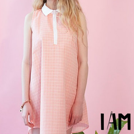 Sewing pattern I AM Dress - I am Venus