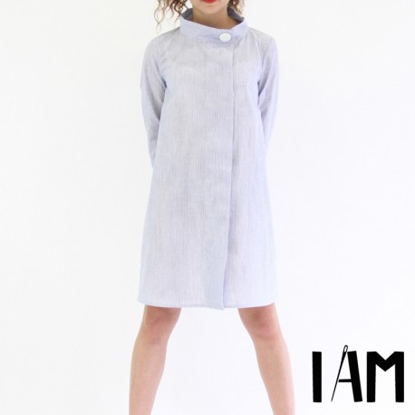 Sewing pattern I AM Shirt - I am Libellule