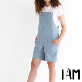 Sewing pattern I AM Short Overall - I am Colibri