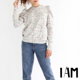 Sewing pattern I AM Sweatshirt - I am Lion