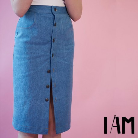 Sewing pattern I AM Skirt - I am Romeo