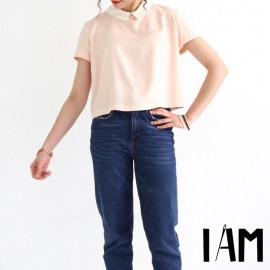Sewing pattern I AM  shirt - I am Juliette