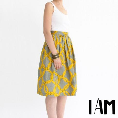 Sewing pattern I AM Skirt - I am Hestia