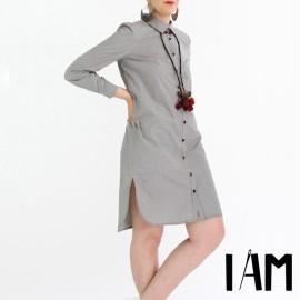 Patron Femme I AM Chemise - I am Hermes