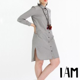Sewing pattern I AM Shirt - I am Hermes