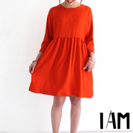 Sewing pattern I AM Dress - I am Cassiopée
