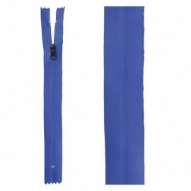 Fermeture Non Séparable Waterproof 20 cm - Bleu