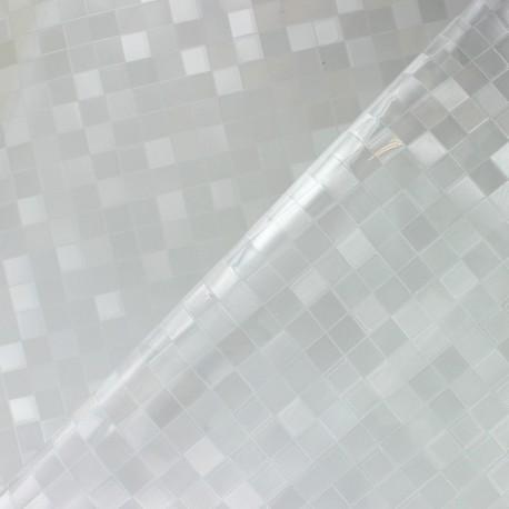 Film pour vitre - Mini carré x 10 cm