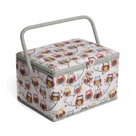 Large Size Sewing Box - Hooti