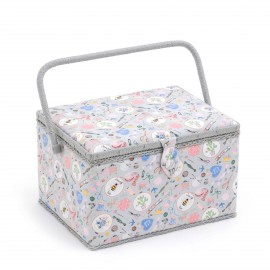 Large Size Sewing Box - Homemade