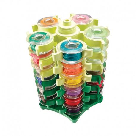 Stack 'n Store Bobbin Tower - Clover