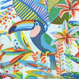Cotton canvas fabric (280 cm) - white Brazilia x 60cm