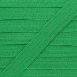 20 mm Lingerie Elastic Bias - Green Ultra Flat x 1m