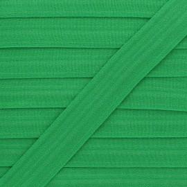 Biais Elastique Lingerie Ultra Plat 20 mm - Vert x 1m