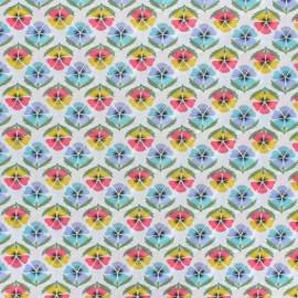 Tissu Liberty - Miranda Skye C - bleu x 10cm