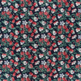 Liberty fabric - Miranda Skye C - blue x 10cm