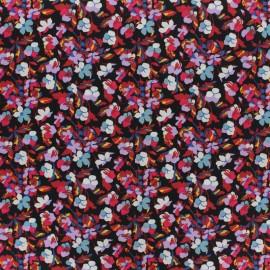 Tissu Liberty - Sarah B - noir x 10cm