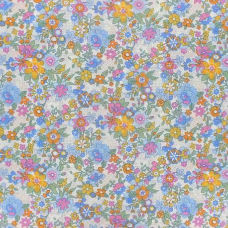Liberty fabric - Floral Waltz C x 10cm