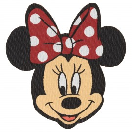 Disney Minnie Iron-On Patch - Classic