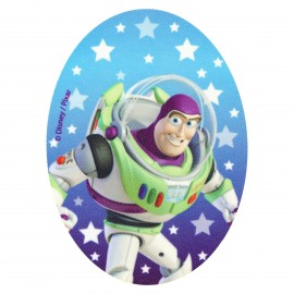 Disney Toy Story Iron-On Patch - Buzz Lightyear