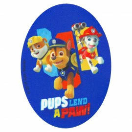 Disney Paw Patrol Iron-On Patch - A