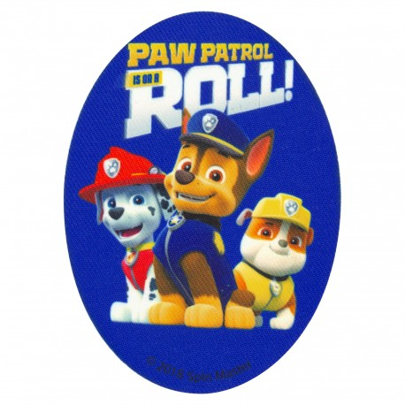 Disney Paw Patrol Iron-On Patch - B