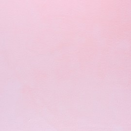 Tissu Velours minkee doux ras - rose poudré x 10cm