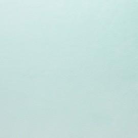 Tissu Velours minkee doux ras - vert d'eau x 10cm